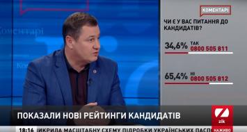 Сергій Євтушок до кандидатів: Не принижуйте посаду президента
