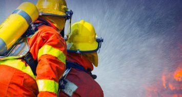 Щиро вітаємо з Днем рятівника всіх рятівників, працівників цивільного захисту та пожежної охорони!