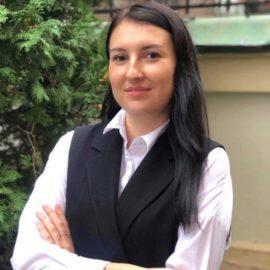 Анастасія Захарченко