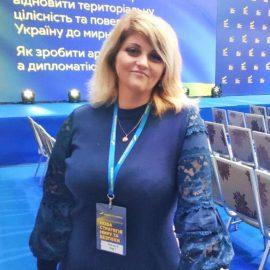Вікторія Кібальник
