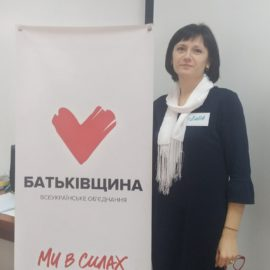 Любов Сьомик
