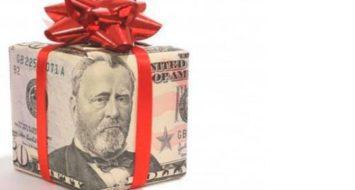Які існують обмеження щодо отримання подарунків посадовцями,- роз'яснення НАЗК