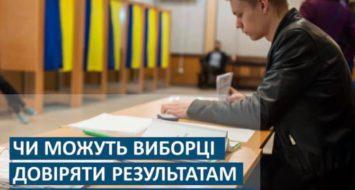 Чи можуть виборці довіряти результатам Інтернет-голосування?