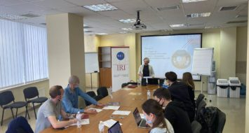 Представники ВО «Батьківщини» взяли участь у семінарі присвяченому кібербезпеці