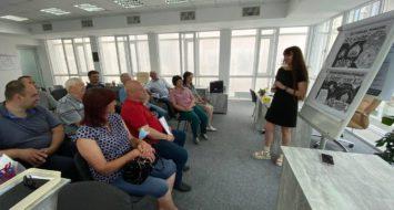 У Полтаві розпочалися каскадні тренінги для місцевих депутатів